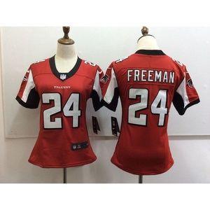Women Atlanta Falcons Devonta Freeman Jersey
